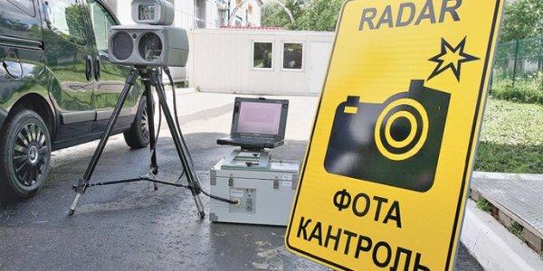 В Гродненской области начала работать мобильная камера ГАИ