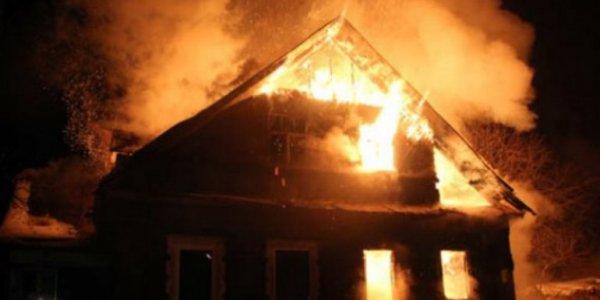 Три человека погибли при пожаре в Лидском районе