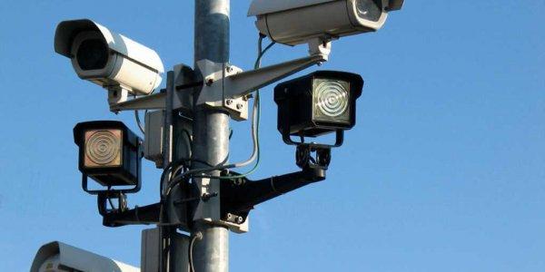 Установят новые камеры фотофиксации скорости  Лида - Слоним - Бытень