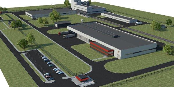 Литовская компания строит в Лиде комплекс по производству мяса индейки