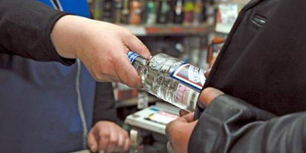Грабеж в Лиде: молодой человек похитил бутылку водки