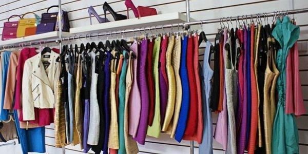В Лиде женщина пыталась обновить гардероб преступным путем