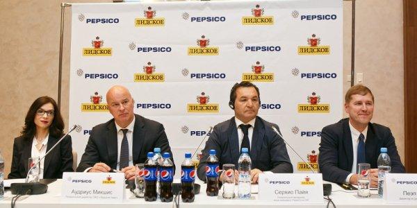 Pepsi начали разливать на «Лидском пиве»