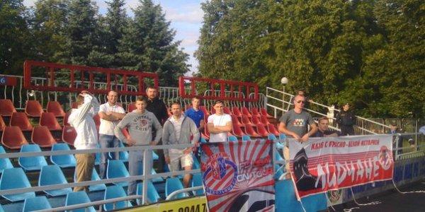 "Козел про футбол: Сморгонь — Лида ""Кошки-мышки"" (ВИДЕО)"