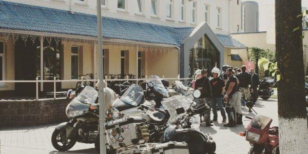 Фотоотчёт: в Лиде проходит 9-ый Международный Лидский Байк Фестиваль