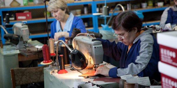 Рабочие «Лидской обувной фабрики»: Средняя зарплата у нас – 2,5 миллиона