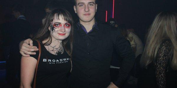 """В клубе """"Маяк"""" прошёл хэллоуин (фото)"""