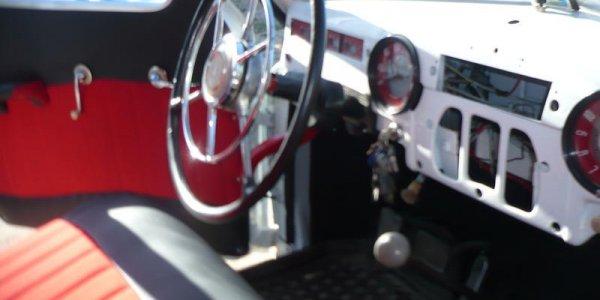 Жители Лиды сделали рестайлинг ГАЗ М20