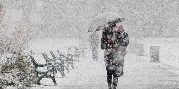 На Беларусь надвигается мощный циклон