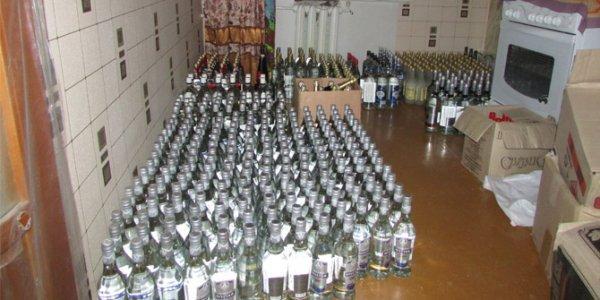 Канал нелегальной перепродажи алкоголя из Duty free перекрыт