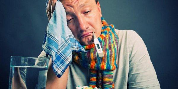 В Лиде растет количество пациентов с симптомами простуды