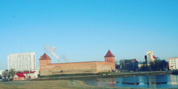 Фотографии Лидского замка (Зима)