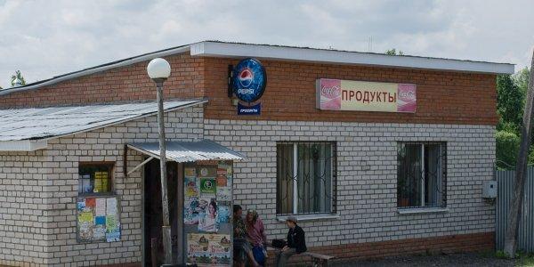 Грабители обокрали магазин в Гончарах