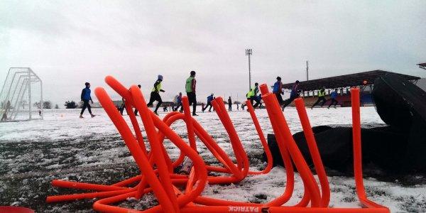 Фотоотчёт стартовой предсезонной подготовки команды ФК Лида