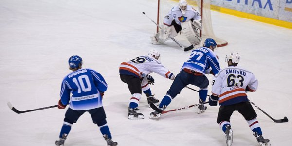 Хоккейный клуб «Лида» завершил выступление в плей-офф
