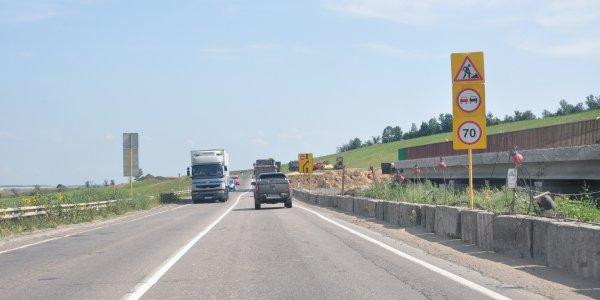 Реконструкция трассы М6 начнется этим летом