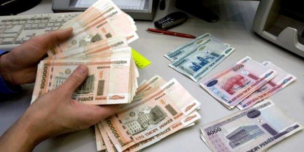 Средняя зарплата белорусов в марте выросла на 480 тысяч рублей
