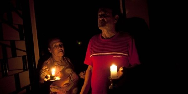Более 10 тысяч человек под Лидой остались без электричества