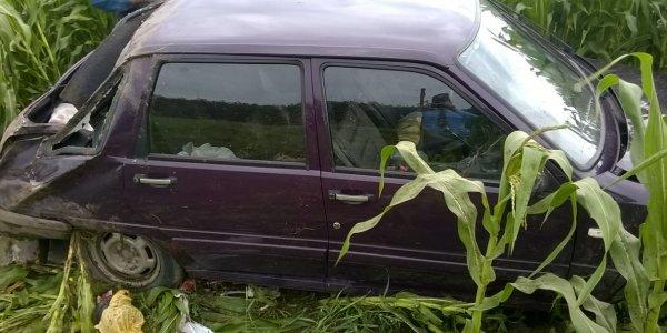 Автомобиль «Опель» сбил нетрезвую велосипедистку около Лиды