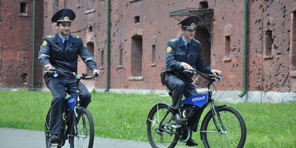 Милицейский велопробег пройдет в Гродненской области от Лиды до Гродно