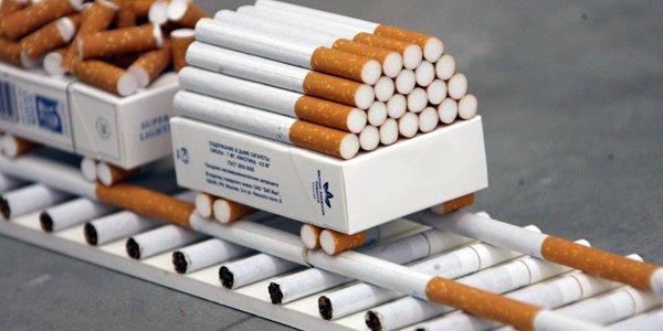 Сигареты в Беларуси снова подорожают