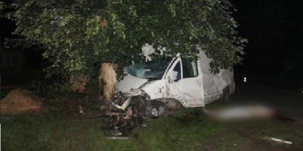 В ДТП погиб 26-летний житель Лидского района