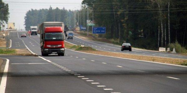 Движение на участке дороги Минск-Гродно ограничат