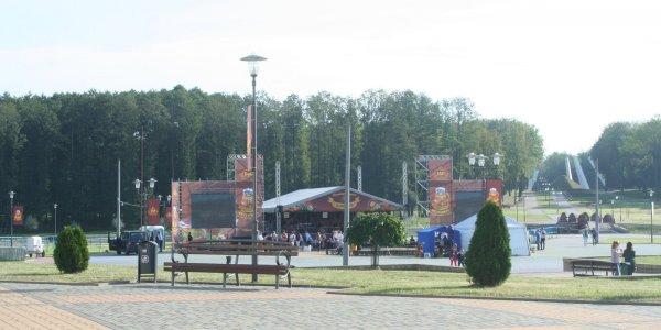 В Лиде прошёл LIDBEER Фестиваль хмеля, солода и воды