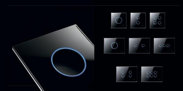 Сенсорные выключатели - стильный, удобный и очень полезный предмет интерьера
