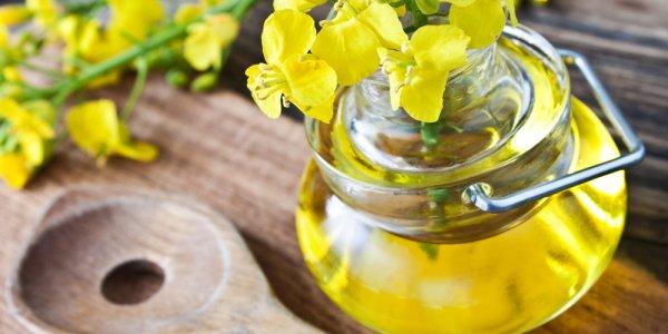 Рапсовое масло, горчичное масло и рыжиковое масло оптом
