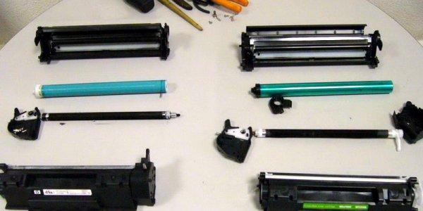 Как распорядиться ненужными картриджами для принтеров