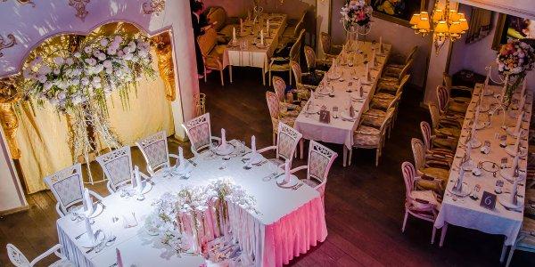 Ресторан на Крещатике в Киеве, лучшее место для свадьбы