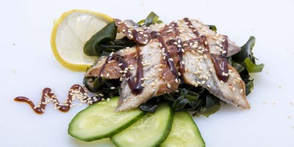 Доставка вкусных суши теперь стала еще быстрее