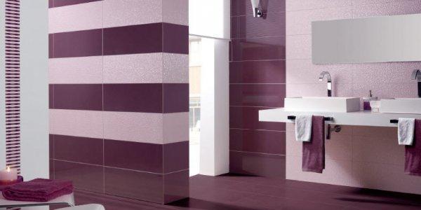 Керамическая плитка как идеальное решение для ванной комнаты