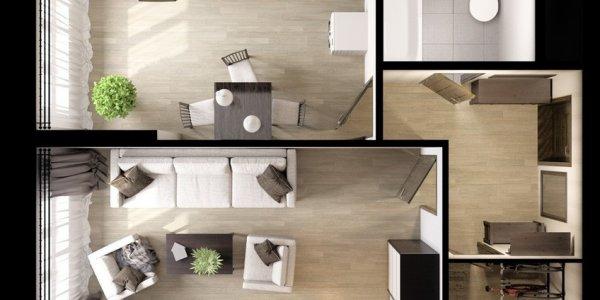 Виды планировок квартир