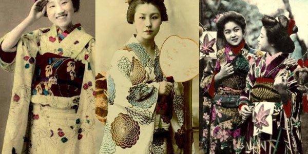Что такое кимоно, где и как оно появилось