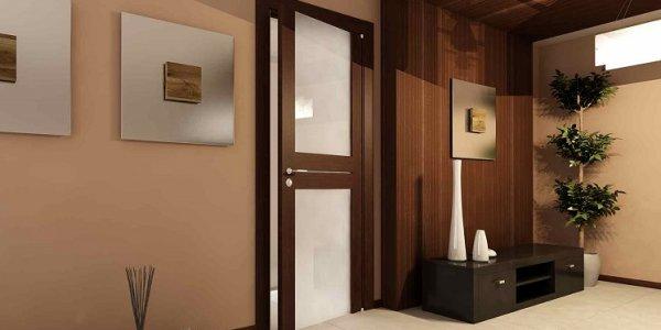 Планировка и выбор межкомнатных дверей после и во время ремонта