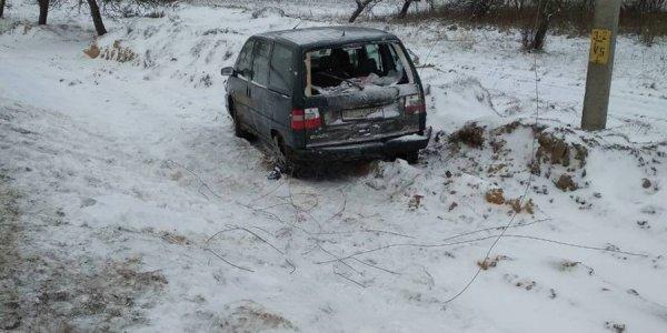 В Лидском районе в результате ДТП пострадал дорожный рабочий
