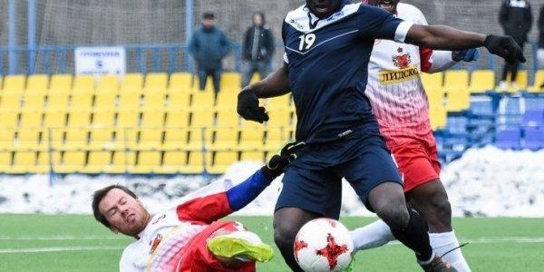 Футболисты «Лиды» победили «Луч»