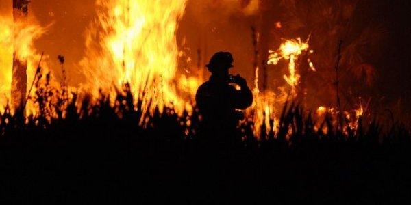 Пожароопасная ситуация обострилась в Лидском районе
