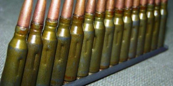 «Искатель кладов» из Лиды сдал ОМОНу почти 500 пулемётных патронов