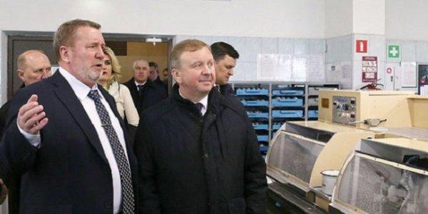 Кобяков: Лидский район должен стать центром экономического роста региона (Видео)
