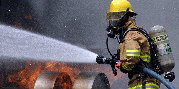 За выходные произошло 2 пожара