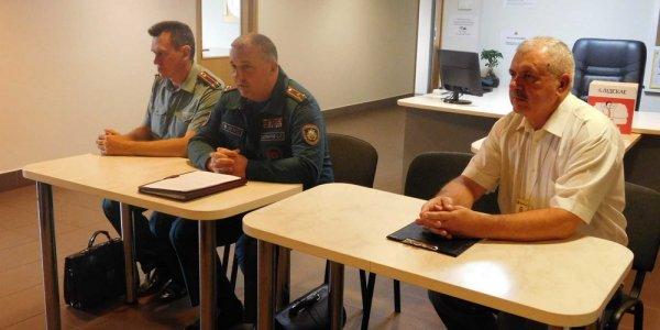 Сергей Шпарло побеседовал о безопасности с работниками ОАО «Лидское пиво»