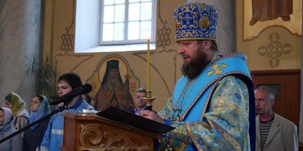 В Лиде встретили Жировичскую икону Божией Матери