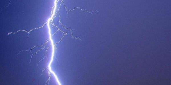 Непогода разбушевалась в Лидском районе