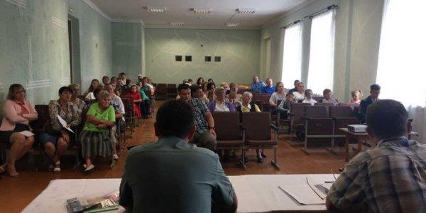 МЧС с сельчанами Лидского района обсудили вопросы безопасности