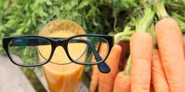Які вітаміни покращують зір