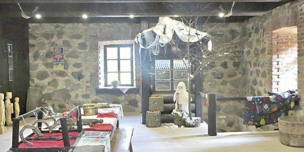 Старинная мельница в Лидском районе стала популярным туристическим объектом