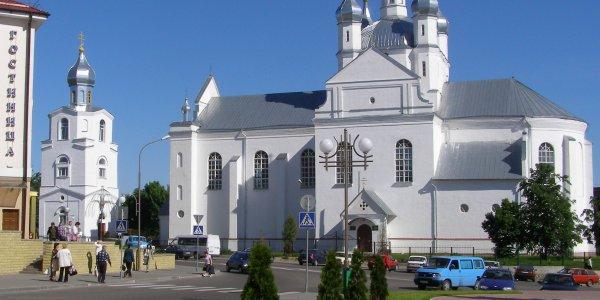 Интересный городок Беларуси
